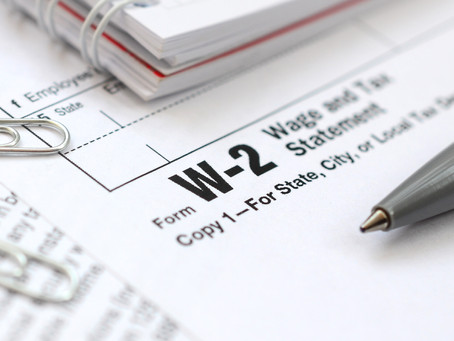 Wage income from the USA - W-2 and 1042-S
