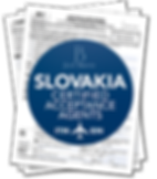 Certified Acceptance Agent in Slovakia