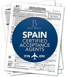 Certified Acceptance Agent in Spain
