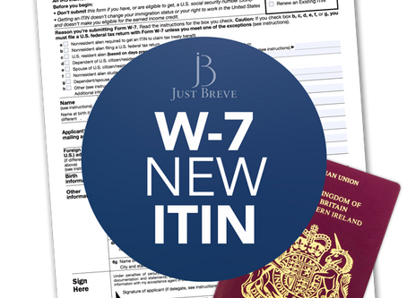 ITIN Instructions - Form W 7