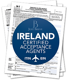 Certified Acceptance Agent in Ireland