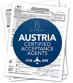 Certified Acceptance Agent in Austria