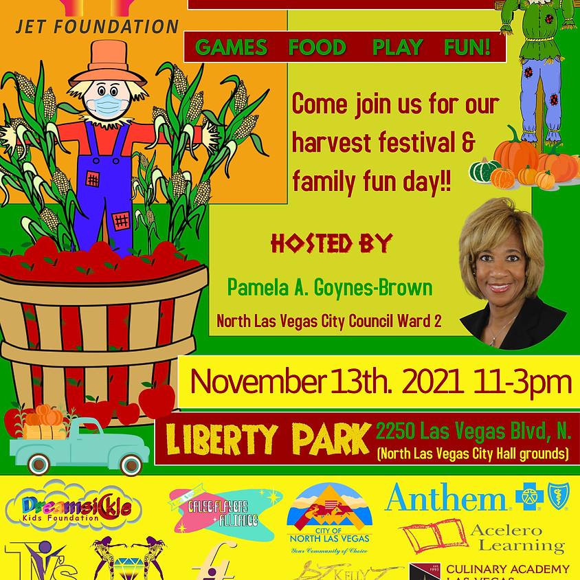JET Foundation Harvest Festival & Resource Fair