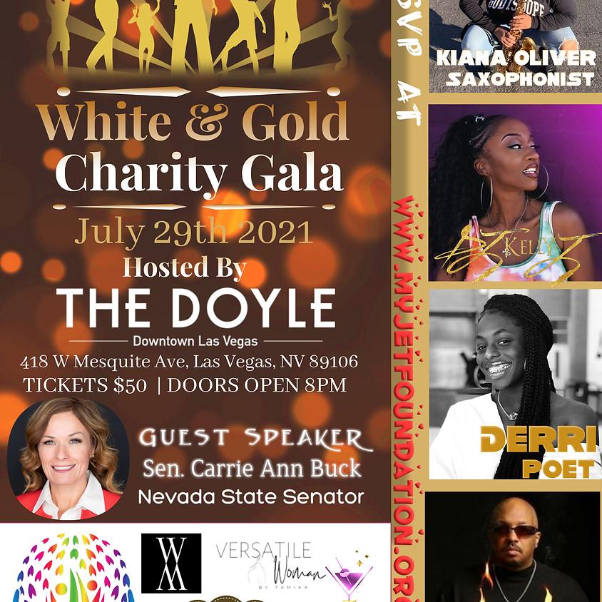 JET Foundation White & Gold Charity Gala