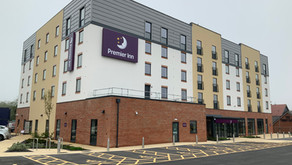 New Premier Inn Scarborough