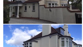 Render and External Insulation  Ferriby, East Riding of Yorkshire
