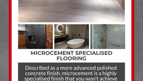 Contact Us About Microcement Today!