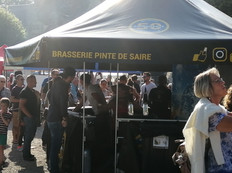 Barnum Brasserie Pinte de Saire lors d'un évènement