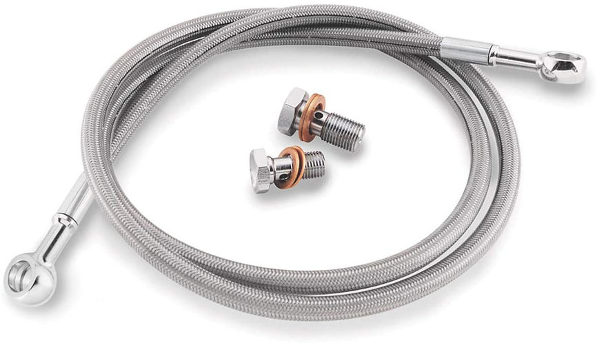 Stainless steel brake/clutch hose's