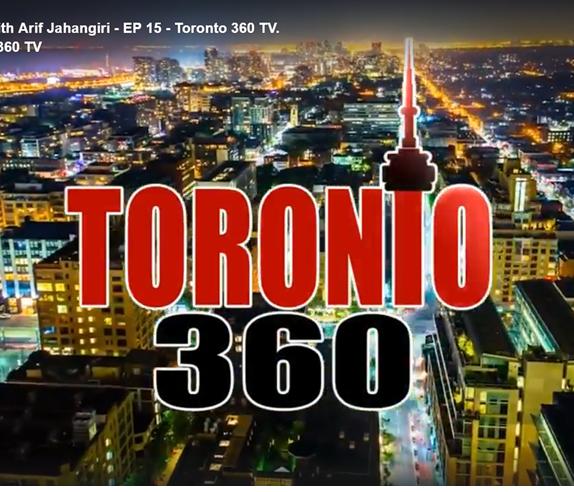 Toronto 360 Tv show - Nov 19, 2018 pic 1
