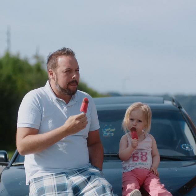REMA 1000 - VÅR FAMILIE: ALLTID PAPPA