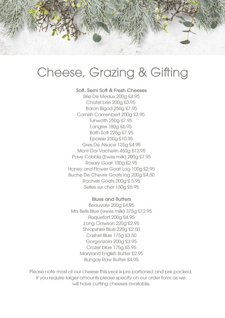 Cheese, Grazing & Gifting