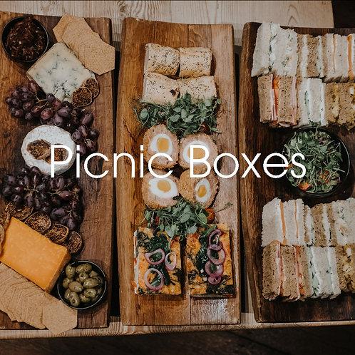 Luxury Picnic Boxes