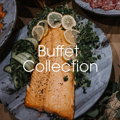 Buffet Collection - from £16 per head