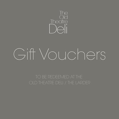 Gift Voucher - From £10