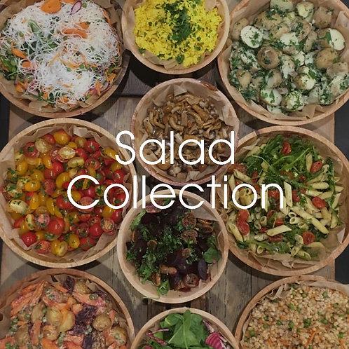 Salad Collection   £9 per head