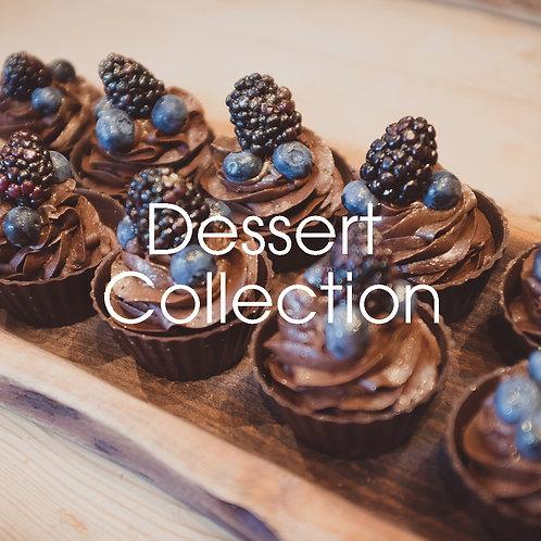Dessert Collection  |  £10 per head