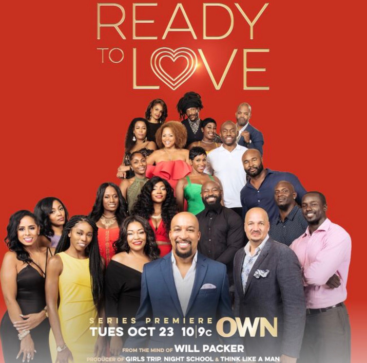 Media Magic with the Cast of 'Ready To Love!'