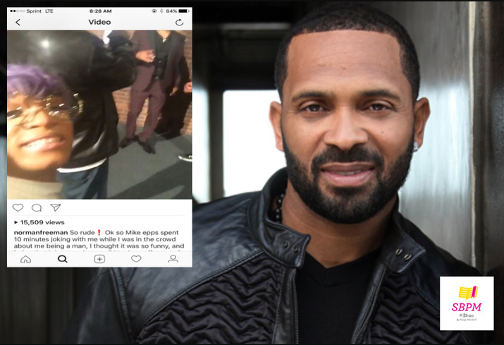 Incident Goes Viral at Pittsburgh Improv with Mike Epps