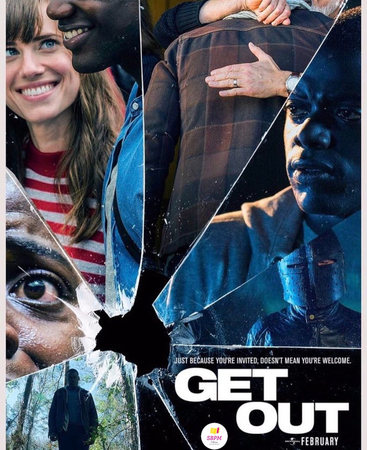 Jordan Peele's 'Get Out' Led People to Get Out and See This Weekend's Popular Film.