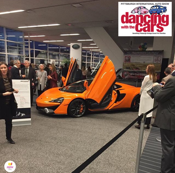 Dancing With The Cars, Auto Show 2017.