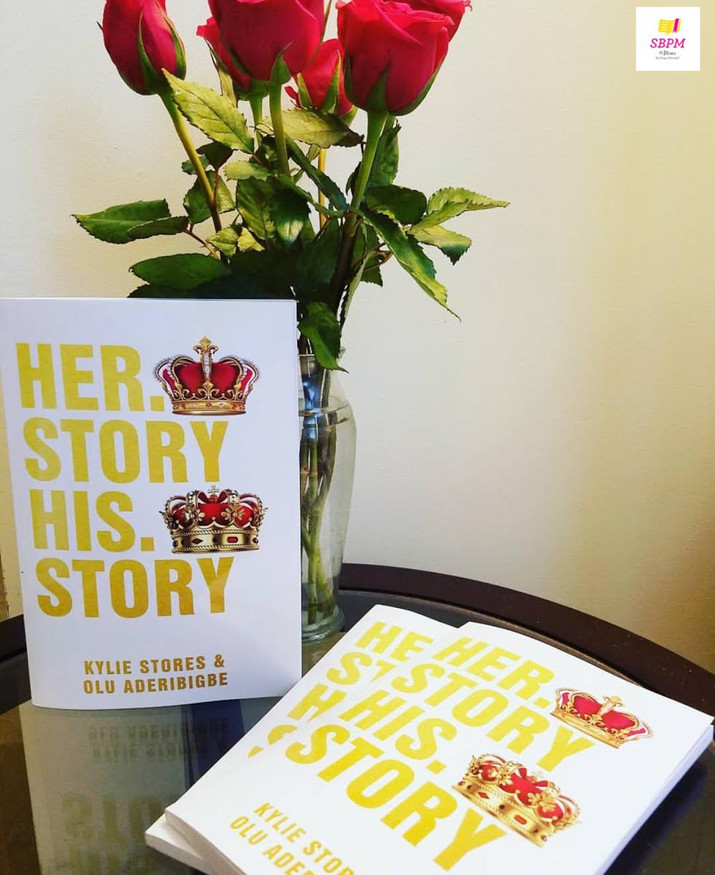 "Kylie Stores Releases New Book! ""Her Story. His Story"""
