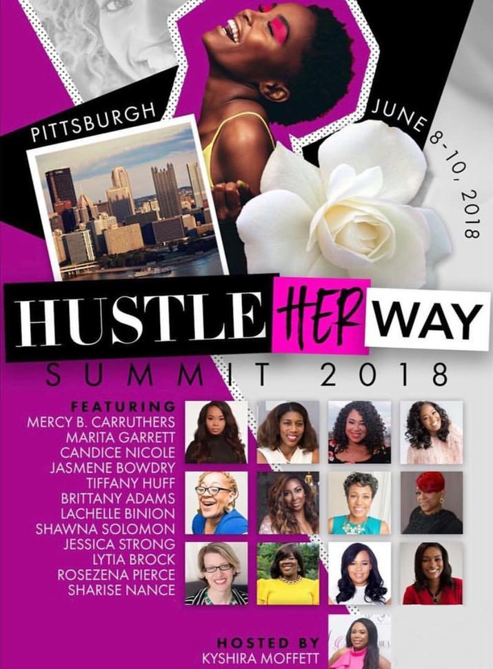 Hustle HER Way Summit 2018!