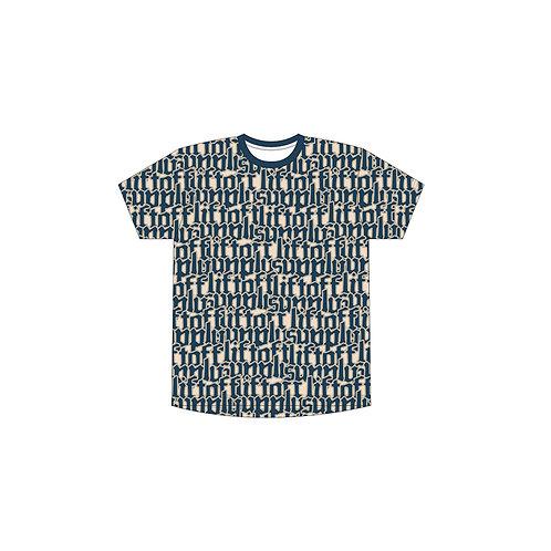 Navy Monogram Shirt