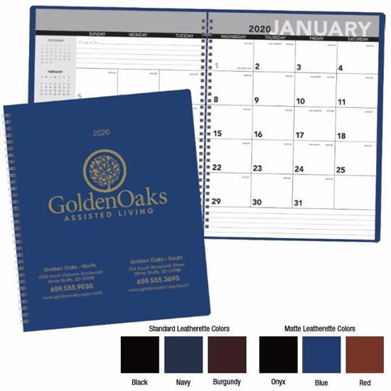 Monthly Planner Calendar