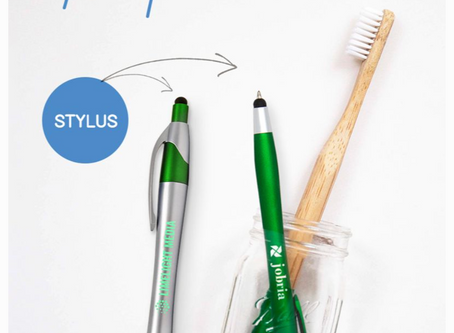 Pens are like toothbrushes #keepthepen