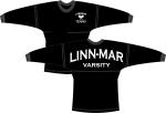 Tennis Jerseys BLACK Example