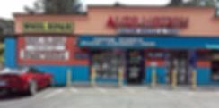 Rim Repair Shop