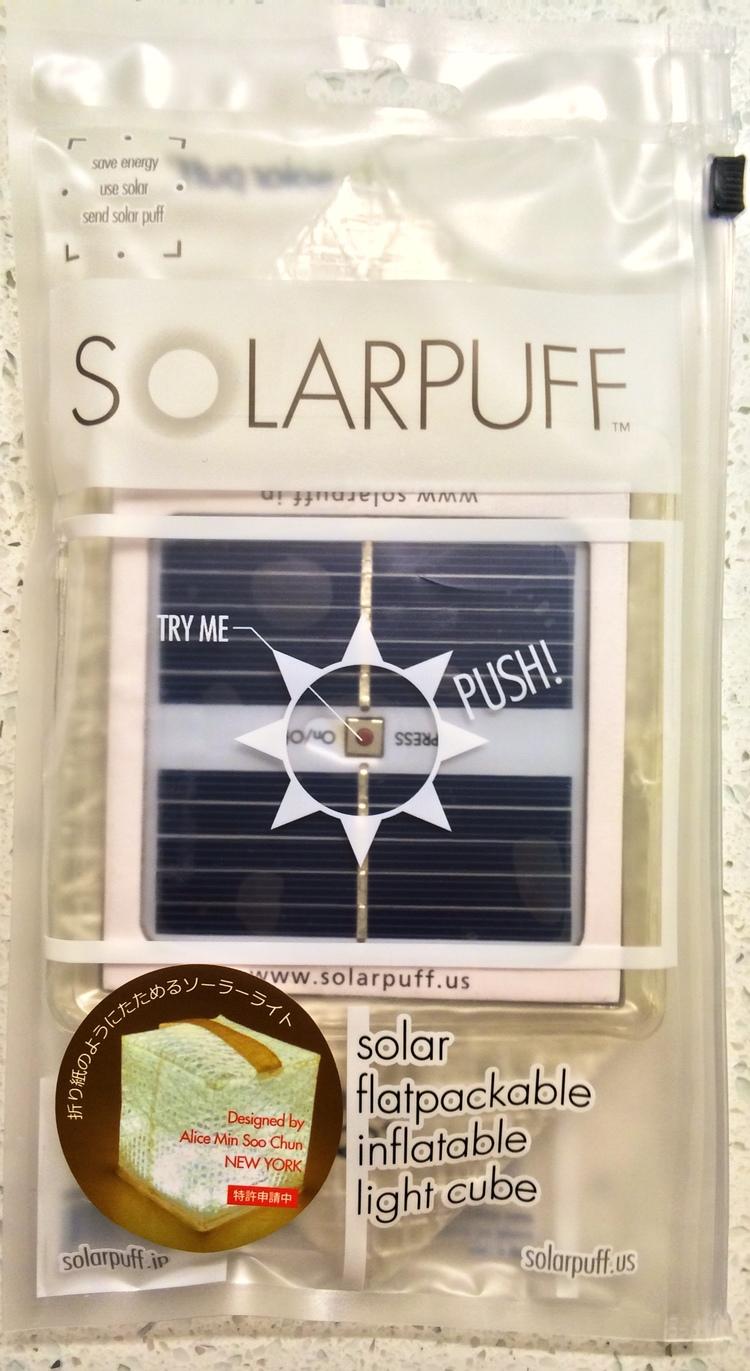 Solar Puff
