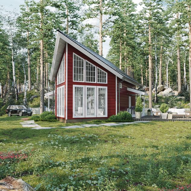 CLT talo ikkunat