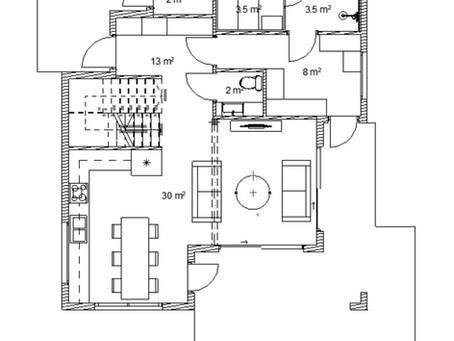 CLT talo, suunnittelu
