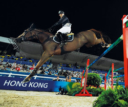 Hong Kong Equestrian Olympic Event, 2008