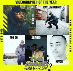 YMB Awards nominees