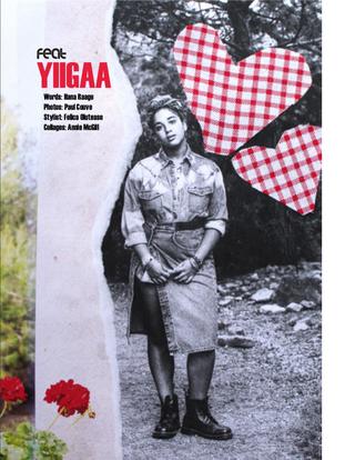 Feat Issue00 x Yiigaa