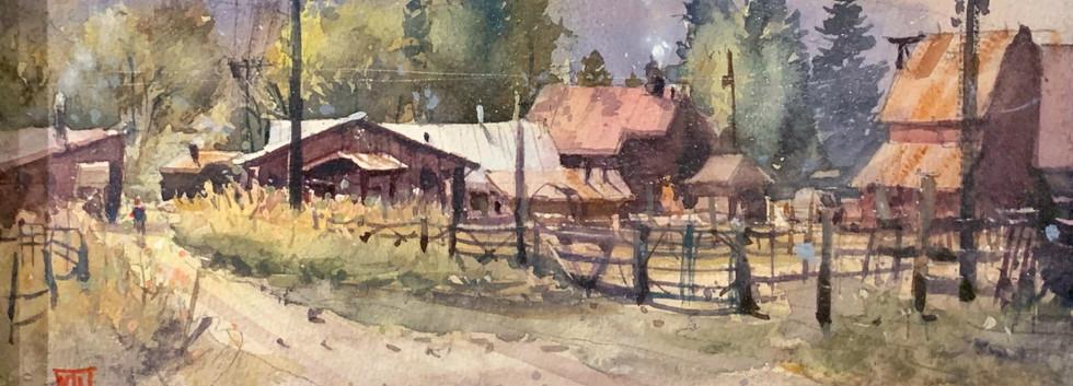 """Richie Vios """"At the Ranch"""""""