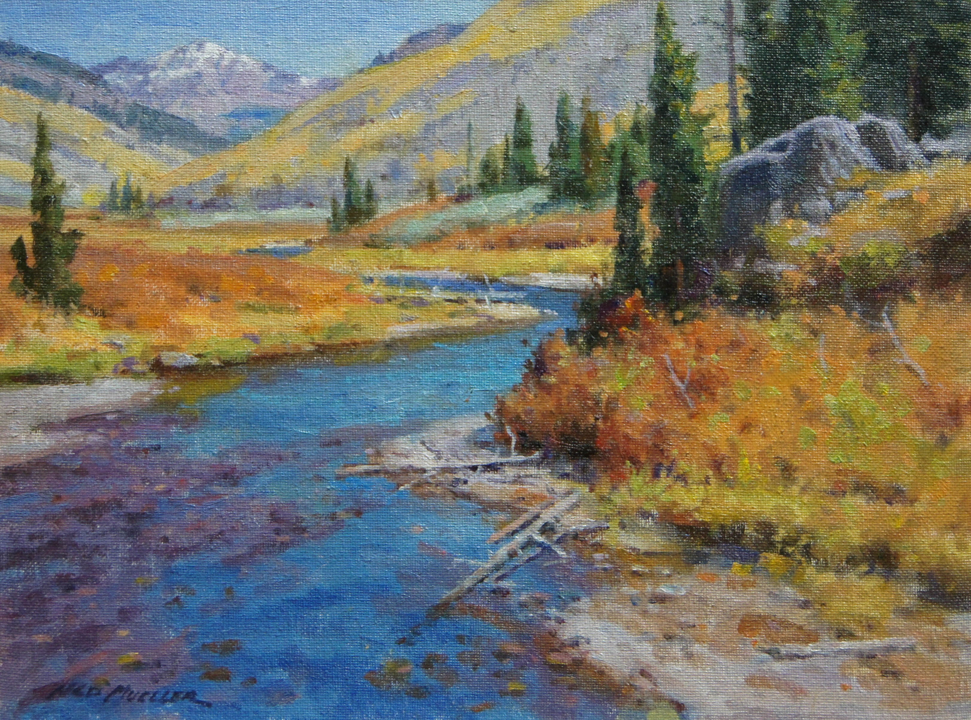 """Crested Butte Autumn"" by N. Mueller"