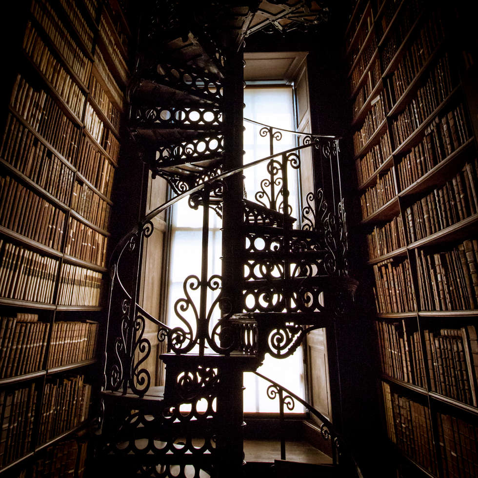 Library Spiral