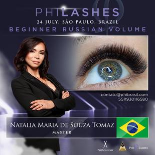 PhiLashes  VOLUME FUNDAMENTAL  24 JULHO 2021