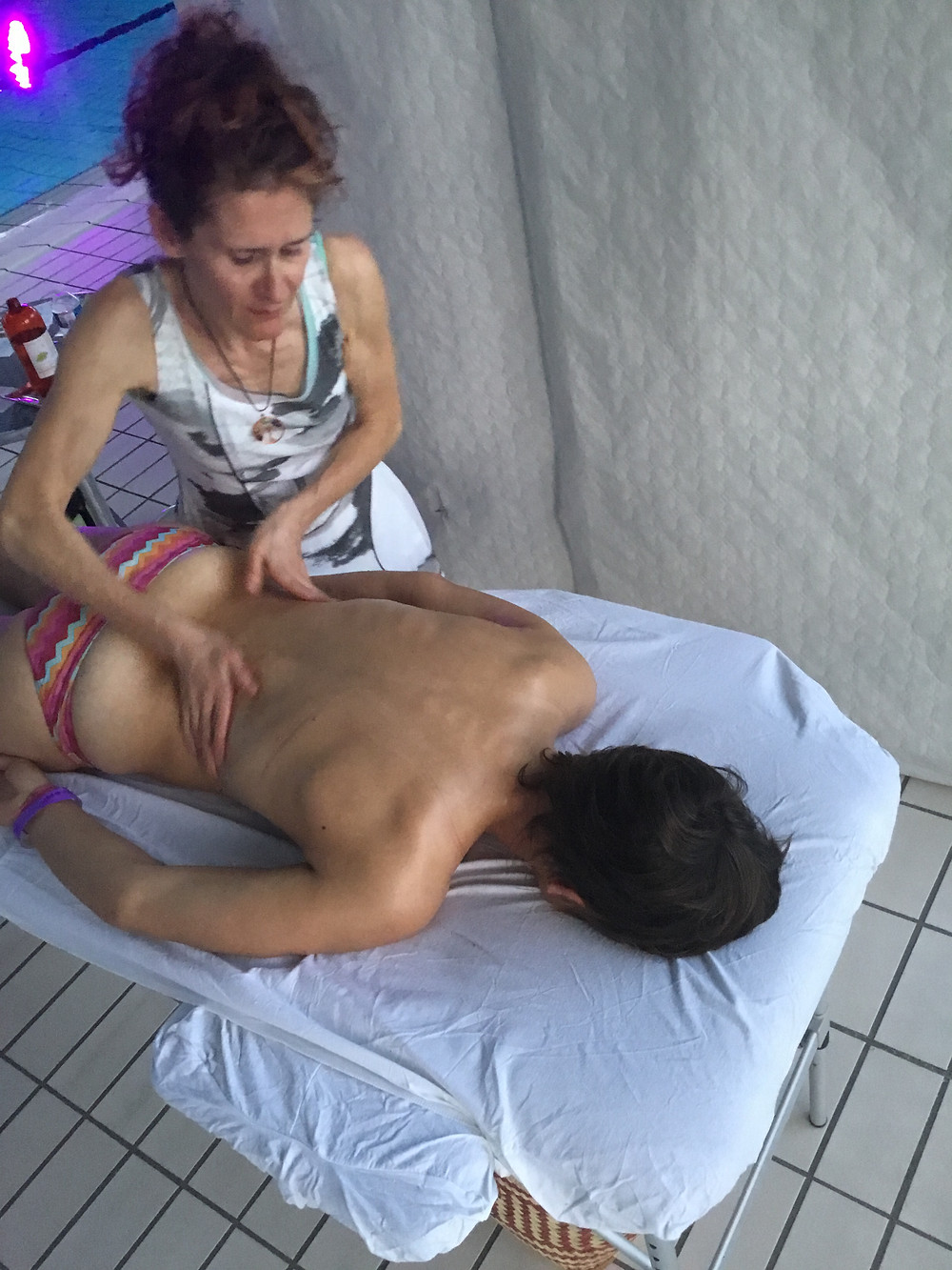 Le déroulement et les bienfaits du massage-bien-être