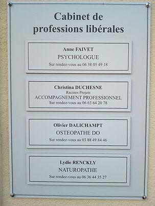 Cabinet de professions libérales