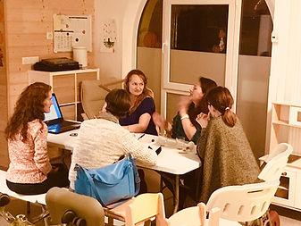 Enfants de Nature Table ronde du 6 novembre2019 à Villé