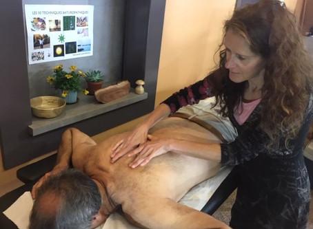 Massage-bien-être