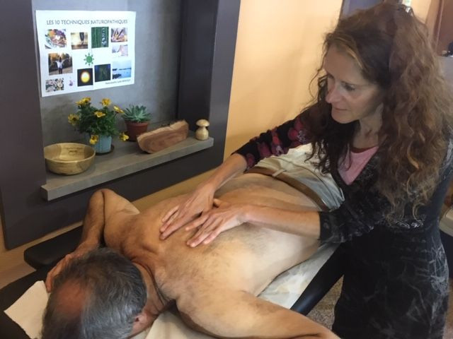 Bienfaits du massage