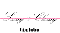Sassy and Classy Logo Revision (Pink Lin