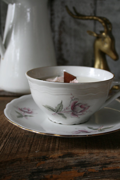 ECATE - candela in tazza Dilhand Fabrik - Cup of Vintage