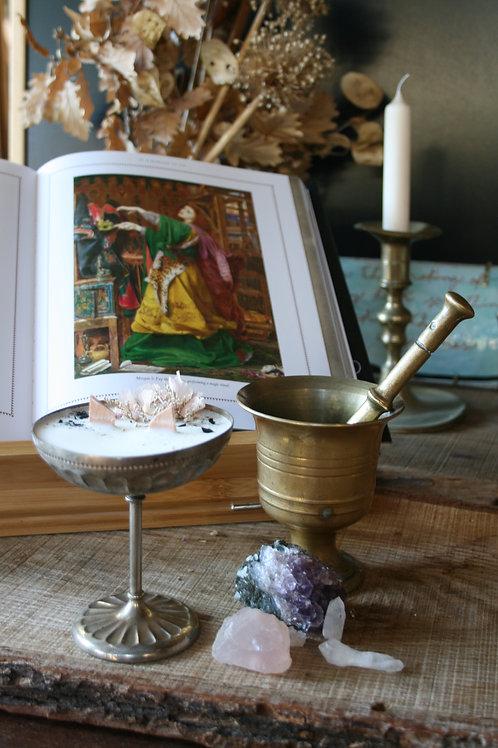 MORGANA  - candela in Calice